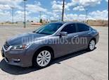 Foto venta Auto usado Honda Accord EX 2.3L (2013) color Gris precio $198,000