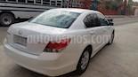 Foto venta Auto usado Honda Accord EX 2.4L (2008) color Blanco precio $119,000
