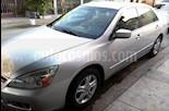 Foto venta Auto usado Honda Accord EX 2.4L (2007) color Plata precio $96,500