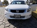 Foto venta Auto Seminuevo Honda Accord EX 2.4L (2008) color Blanco precio $125,000