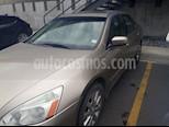 Foto venta Auto usado Honda Accord EX 3.0L V6 (2006) color Bronce precio $85,000