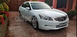 Foto venta Auto usado Honda Accord EX 3.5L (2008) color Blanco precio $108,000