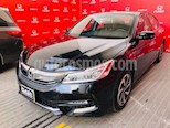 Foto venta Auto usado Honda Accord EX 3.5L (2017) color Negro precio $385,000