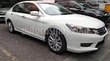 Foto venta Auto usado Honda Accord EX-L 2.4L (2015) color Blanco precio $248,000