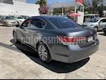 Foto venta Auto usado Honda Accord EX-L 2.4L color Gris precio $170,000