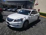 Foto venta Auto usado Honda Accord EX-L 2.4L (2012) color Blanco precio $150,000