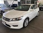 Foto venta Auto usado Honda Accord EX-L 2.4L (2013) color Blanco precio $209,000