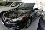 Foto venta Auto usado Honda Accord EX-L 3.5L V6 (2012) color Negro Cristal precio $150,000