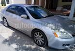 Foto venta Auto usado Honda Accord EX-R 3.0L V6 (2007) color Plata precio $79,000