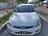 Foto venta Auto usado Honda Accord EX-S 2.4L (2007) color Blanco precio $96,000