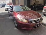 Foto venta Auto Seminuevo Honda Accord LX 2.4L (2012) color Rojo precio $150,000