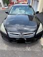 Foto venta Auto usado Honda Accord LX 2.4L (2006) color Negro precio $73,500