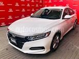 Foto venta Auto usado Honda Accord LX  (2018) color Blanco precio $399,000
