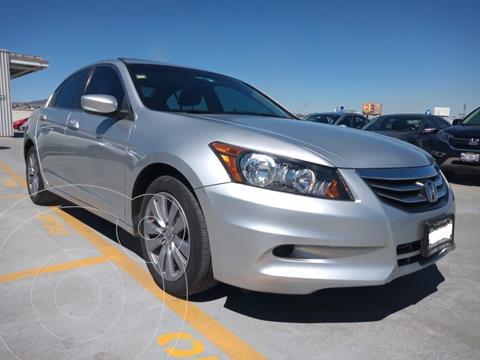 Honda Accord EX 2.4L usado (2012) color Plata Dorado precio $169,000
