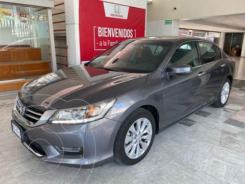 Honda Accord EXL V6 usado (2013) color Gris precio $189,000