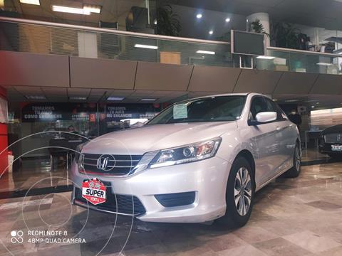 Honda Accord LX usado (2015) color Plata Dorado precio $259,000