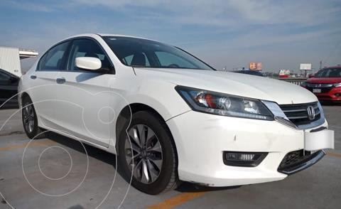 Honda Accord Sport usado (2015) color Blanco precio $219,000