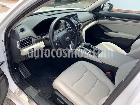 Honda Accord Touring usado (2018) color Blanco precio $445,000
