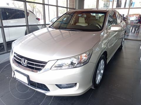 Honda Accord EX-L 3.5L V6 usado (2014) color Gris Antracita precio $190,000