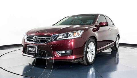 Honda Accord EXL  usado (2013) color Beige precio $197,999