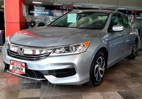 Honda Accord LX 2.4L usado (2016) color Plata Dorado precio $269,000
