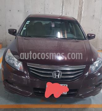 Honda Accord LX 2.4L usado (2011) color Rojo precio $120,000