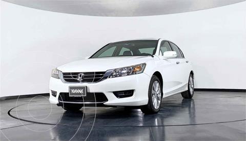 Honda Accord EX-L 3.5L V6 usado (2014) color Blanco precio $239,999