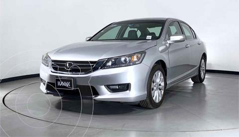Honda Accord EX-L 2.4L usado (2014) color Plata precio $239,999