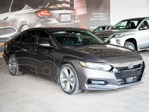 Honda Accord Touring usado (2018) color Gris Oscuro precio $485,000