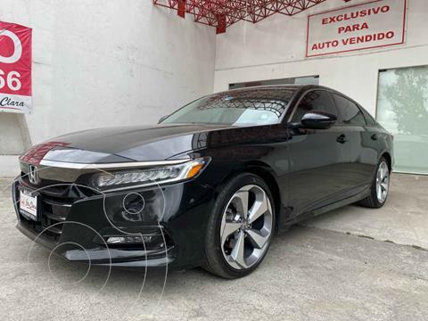 Honda Accord Touring usado (2019) color Negro precio $450,000