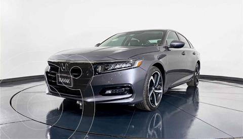 Honda Accord Sport usado (2018) color Gris precio $439,999