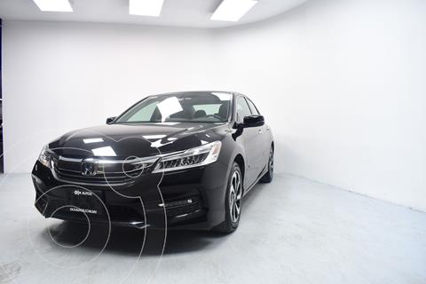 Honda Accord EX-L 3.5L V6 usado (2017) color Negro precio $290,806