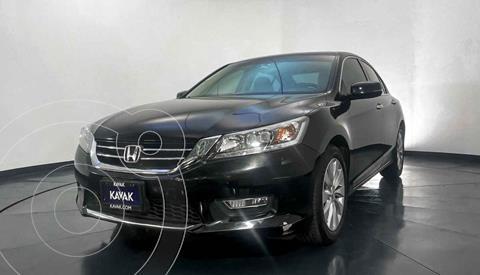 Honda Accord EXL  usado (2013) color Negro precio $197,999