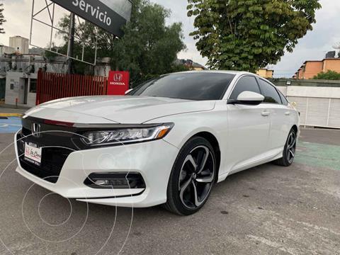 Honda Accord Sport Plus usado (2020) color Blanco precio $460,000