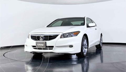 Honda Accord EX-R Coupe V6 Aut usado (2012) color Blanco precio $187,999