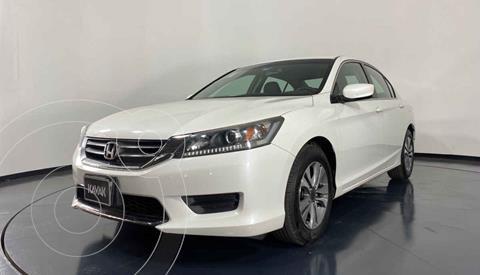 Honda Accord LX-S 2.4L usado (2014) color Blanco precio $192,999