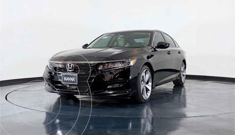 Honda Accord Touring usado (2018) color Gris precio $452,999