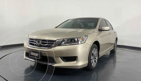 Honda Accord LX  usado (2013) color Dorado precio $192,999