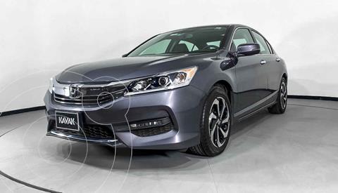 Honda Accord EX-L 2.4L usado (2016) color Gris precio $277,999