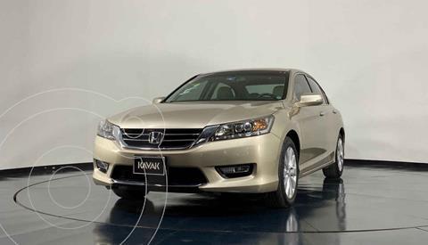 Honda Accord EXL V6 usado (2013) color Dorado precio $229,999