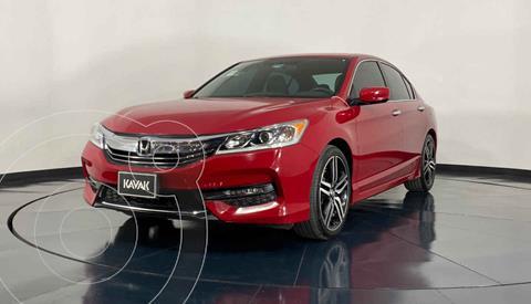 Honda Accord Sport usado (2016) color Rojo precio $289,999