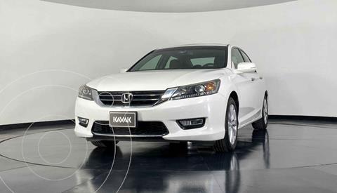 Honda Accord EXL  usado (2013) color Blanco precio $214,999