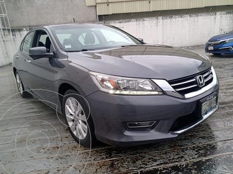 Honda Accord EX-L 3.5L V6 usado (2013) color Gris Oscuro precio $235,000