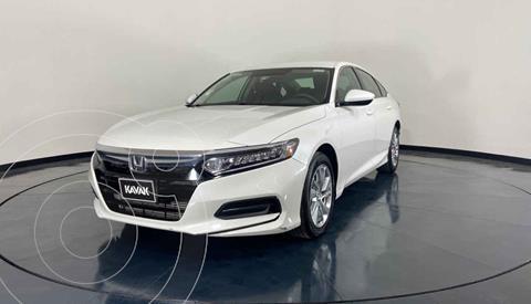 Honda Accord EX usado (2018) color Blanco precio $369,999
