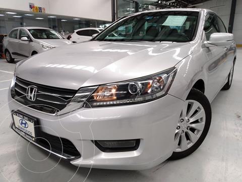 Honda Accord EX-L 3.5L V6 usado (2014) color Plata Dorado precio $227,900