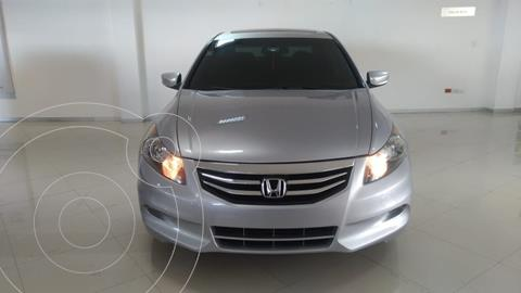 Honda Accord EX-L 3.5L V6 usado (2012) color Plata Dorado precio $170,000