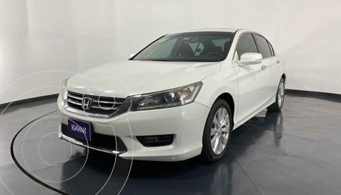 Honda Accord EXL Navi usado (2014) color Blanco precio $227,999