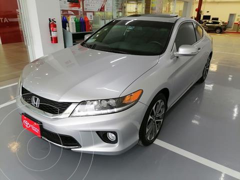 Honda Accord Coupe EX 3.5L usado (2013) color Plata precio $207,000