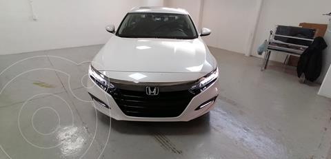 Honda Accord Sport Plus usado (2018) color Blanco precio $370,000