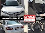 foto Honda Accord EX-L 3.5L V6 usado (2016) color Blanco precio $279,000